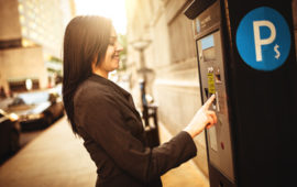 automated parking machines